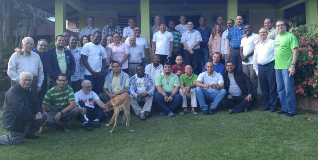 Delegacion CMF Antillas 2016
